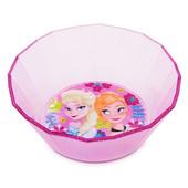 Глубокая тарелка Disney Frozen Anna & Elza