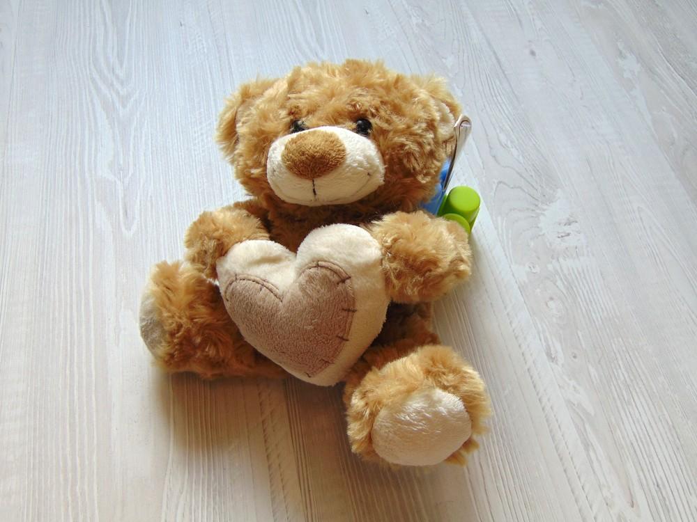 Новая мягкая игрушка Мишка Teddy (оригинал) фото №1
