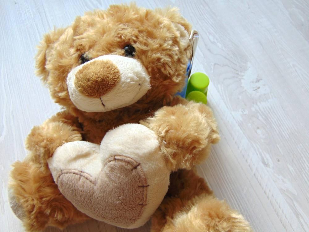 Новая мягкая игрушка мишка teddy (оригинал) фото №2