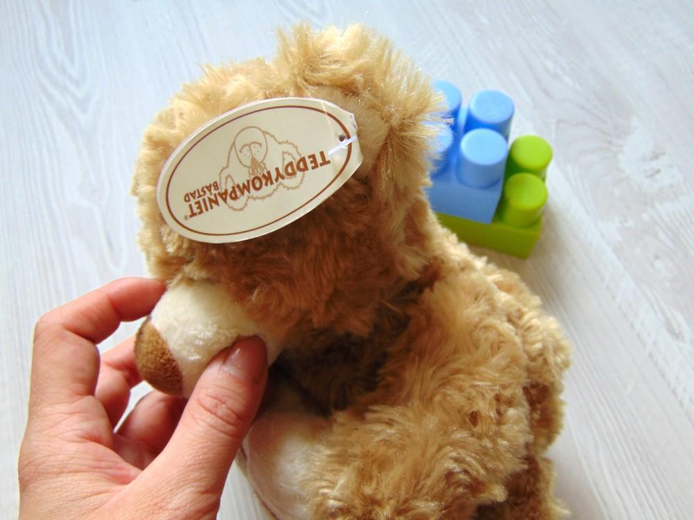 Новая мягкая игрушка мишка teddy (оригинал) фото №3