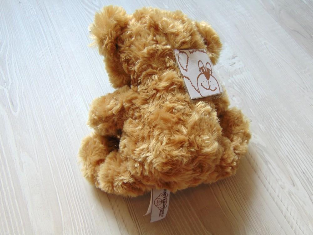 Новая мягкая игрушка мишка teddy (оригинал) фото №4