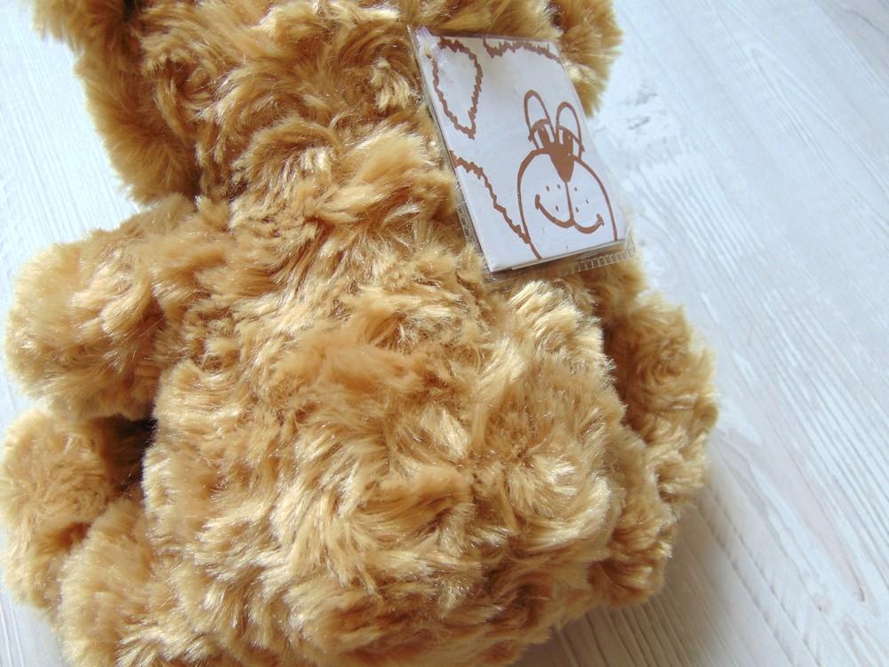 Новая мягкая игрушка мишка teddy (оригинал) фото №5