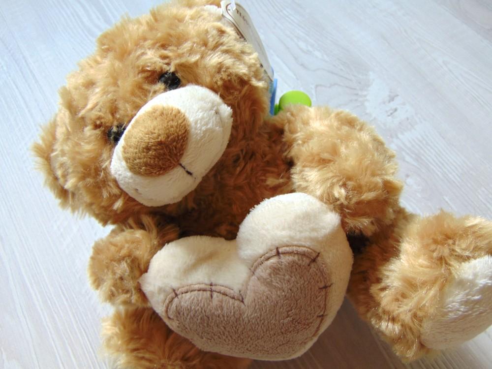 Новая мягкая игрушка мишка teddy (оригинал) фото №7
