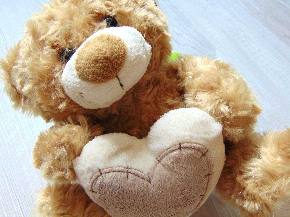 Новая мягкая игрушка мишка teddy (оригинал) фото №8
