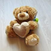 Новая мягкая игрушка Мишка Teddy (оригинал)