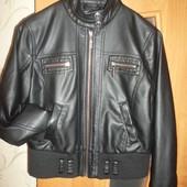 Суперовая фирменная куртка Некст на мальчика 10-13 лет