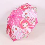 Зонтик для девочки Шарлотта земляничка Х27