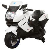 Детский мотоцикл M 3208EL eva колеса кожаное сиденье