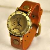 """Женские наручные часы в ретро стиле """"Мой Париж"""""""