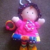 Развивающая игрушка кукла Эмили, Lamaze,
