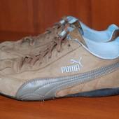 кожаные кроссовки Puma 39