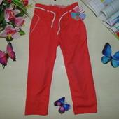Летние штаны-чинос Next 3-4г(98-104см)Мега выбор обуви и одежды