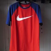 Футболка Nike raglan swoosh t sn62 Оригинал р.M-L