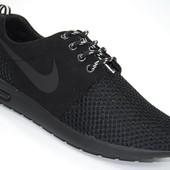 Мужские кроссовки Nike All Black Акция 599