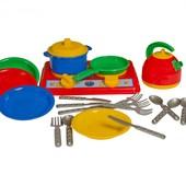 Игровой набор Детская кухня Галинка 7 Технок 2179