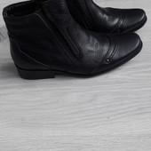 Деми ботинки,туфли для мальчика 31