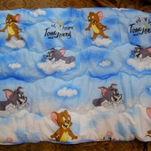 Детское одеяло синтапон зимнее 100*140 см. Новое
