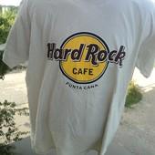 Фірмова оригінал брендова футболка Hard Rock Cafe  .хл