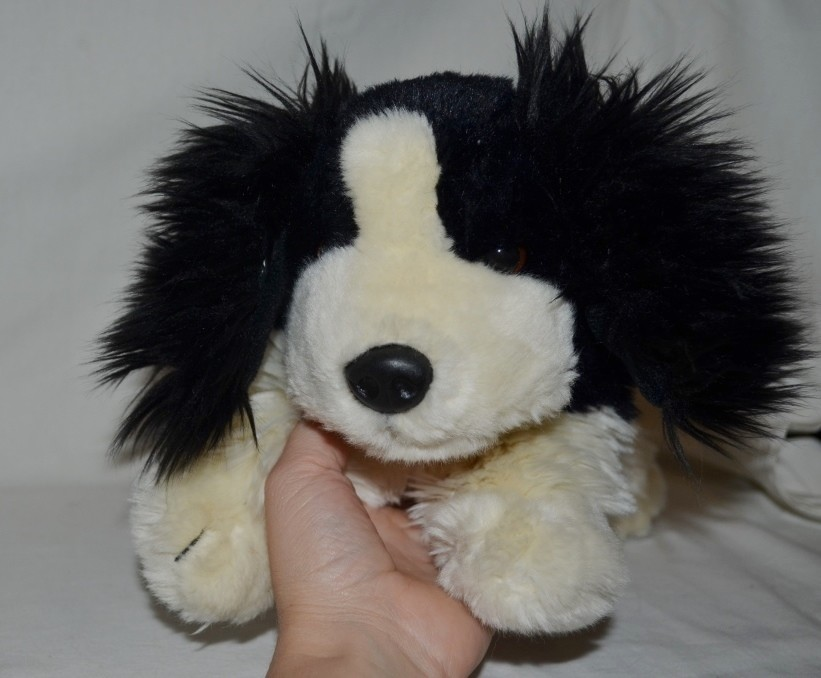 Большой обалденный мего крутой щенок пес собачка kizzy фото №1