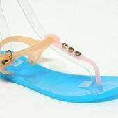 Летняя мягкая обувь 36-41разм