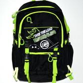 Рюкзак для мальчика школьный 7-й и выше класс