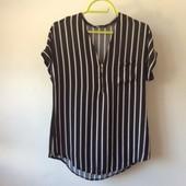 Блуза в полоску select