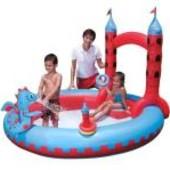 Игровой центр Замок Дракона Bestway 53037g