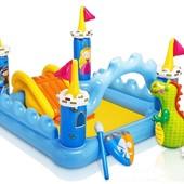 Детский надувной водный игровой центр Intex 57138bs