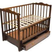 """Дитячі ліжечка """"Анастасія"""". Нові колиски на шарнірах"""