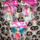 138.кукла фея с крылышками