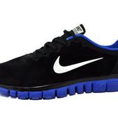 Кроссовки Nike Free Run 3.0 Suede
