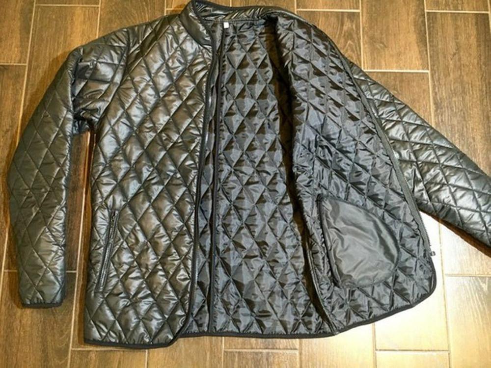 Мужская куртка из плащевки фото №2