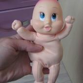 Куколка пупс ребёнок капустки Trendmasters озвучен
