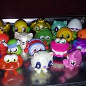 Фигурки монстрики Moshi Monsters