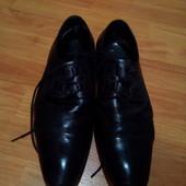 Кожаные туфли Италия, бренд