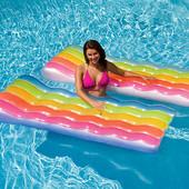 Пляжный надувной матрас Intex, 58876