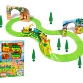 Железная дорога Динозаврики