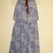 Платье-сарафан ( S )