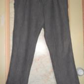Стильно! укороченные брюки george (100% лён) 50-52