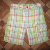 На 3-4,5 года Яркие легкие шорты Next мальчику