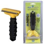 Furminator 6,8 см. Фурминатор щетка для груминга собак и кошек de Shedding tool