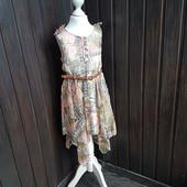 Бесподобное с модным принтом платье Matalan(Англия)