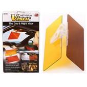 Распродажа! Антибликовый козырек для автомобиля HD Vision visor clear view