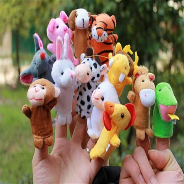 Кукольный театр пальчиковый 12 животных (китайский зодиак) фото №1