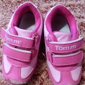 Кроссовки Том.м для девочки, размер 22