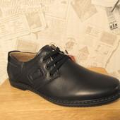 Акция мужские туфли кожа новой модели на работу и в школу мокасины