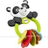 Fisher Price Погремушка-прорезыватель бабочка мишка панда жираф