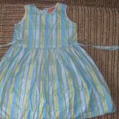 платье-сарафанчик дев. рост 98 см (Германия)