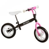 New! Детский беговел Profi Kids M 3141-2, розовый (12 дюймов)