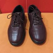 Туфли р.40(6) Hotter, Англия, мягчайшая натуральная кожа